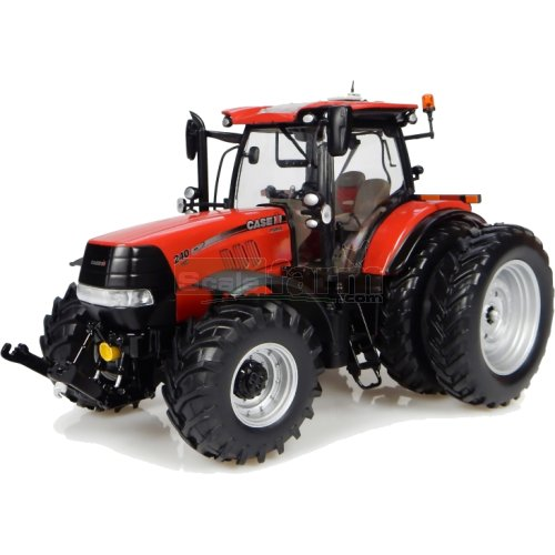 Case IH Puma CVX 240 (2016) Dual Rear Wheel Tractor - North America Version (Universal Hobbies 4961)