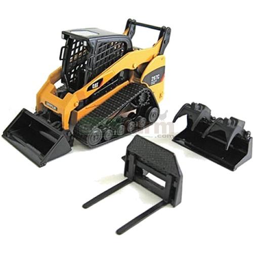 CAT 297C Multi Terrain Loader (Norscot 55168)