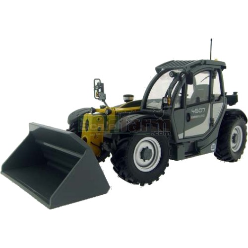 Kramer Allrad 4507 Telehandler with Bucket (Universal Hobbies 8061)