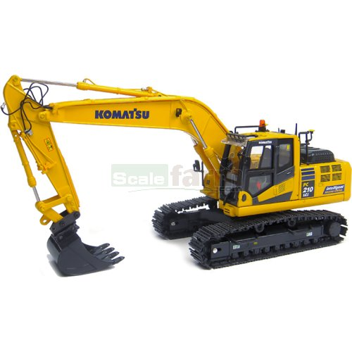 Komatsu PC210 LCi-10 Tracked Excavator 'Intelligent Machine Control' (Universal Hobbies 8104)