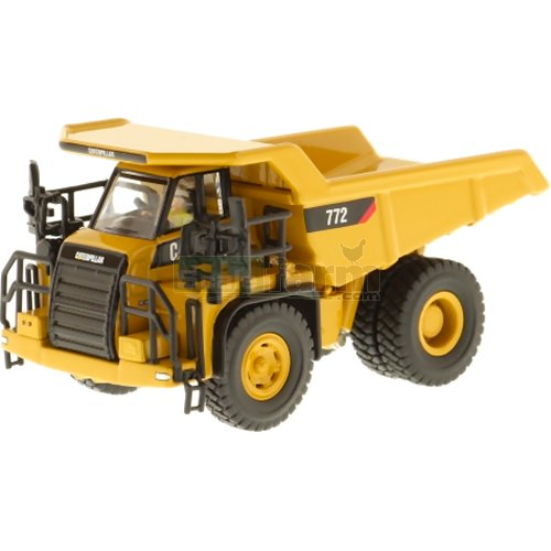 CAT 772 Off Highway Truck (Diecast Masters 85261)