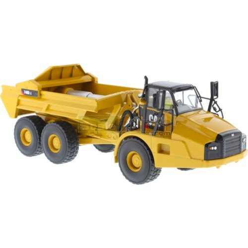 CAT 740B EJ Articulated Truck - Ejector Body (Diecast Masters 85500)
