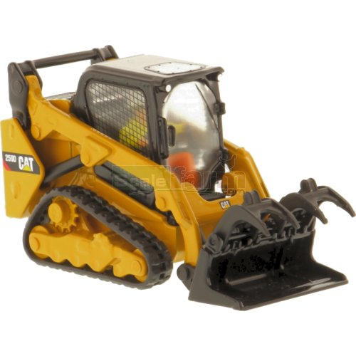 CAT 259D Compact Track Loader (Diecast Masters 85526)