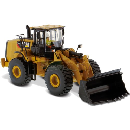 CAT 966M Wheel Loader (Diecast Masters 85928)
