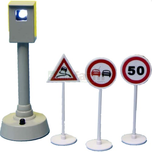 Speed Camera Set (Kids Globe 571837)