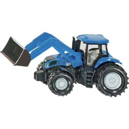 New Holland Tractor with Front Loader (SIKU 1355)