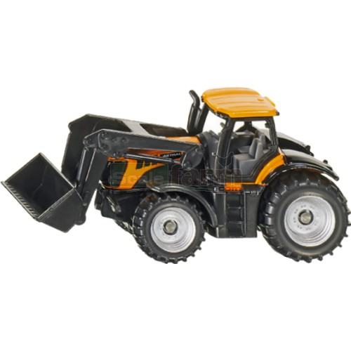 JCB Fastrac with Front Loader (SIKU 1356)