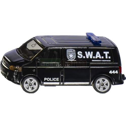 VW T5 SWAT Vehicle (SIKU 1407)