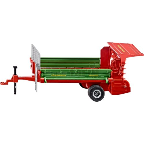 Strautmann Streublitz Single-axle Spreader (SIKU 2895)