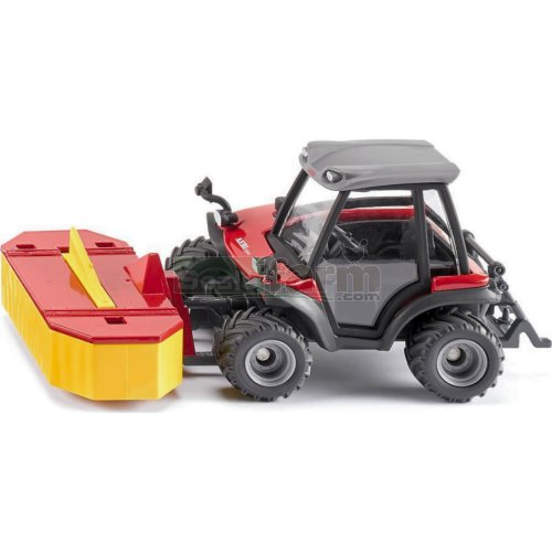 Aebi TerraTrac TT211 with Front Mower (SIKU 3068)