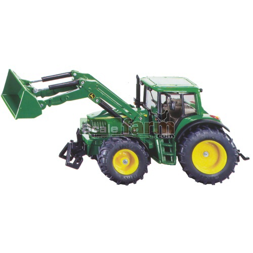 John Deere 6820 Tractor with Front Loader (SIKU 3652)