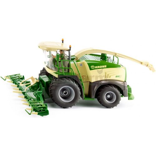 Krone Big X580 Forage Harvester (SIKU 4066)