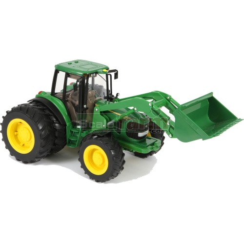John Deere 6830s Tractor with Dual Wheels - Big Farm (Britains 42425)