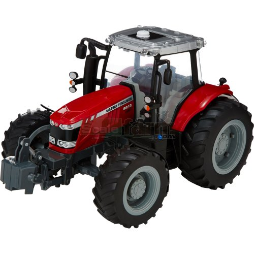 Massey Ferguson 6613 Tractor - Big Farm (Britains 43078A1)