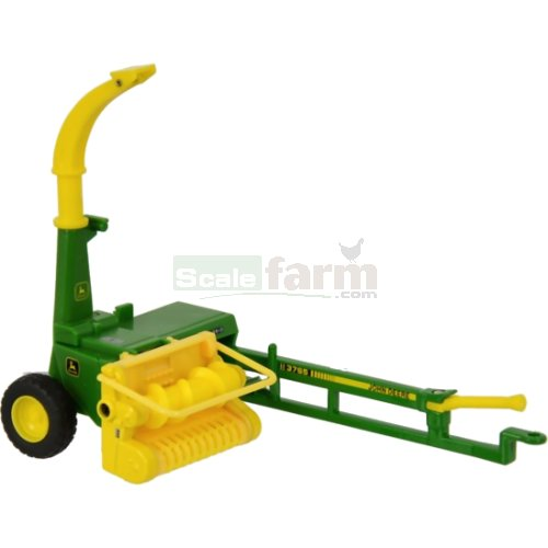 John Deere 3765 Trailed Forage Harvester (Britains 43152A1)
