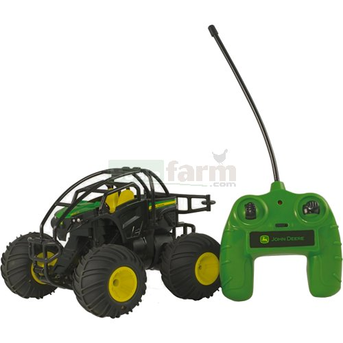John Deere Monster Treads Gator Radio Control 27 Mhz (Britains 46306A1)