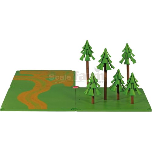 Siku World Dirt Tracks and Forest (SIKU 5699)