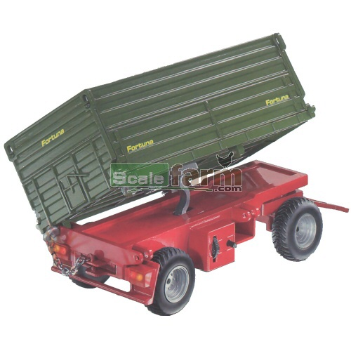 Remote Controlled Fortuna Side Tipping Trailer (SIKU 6781)