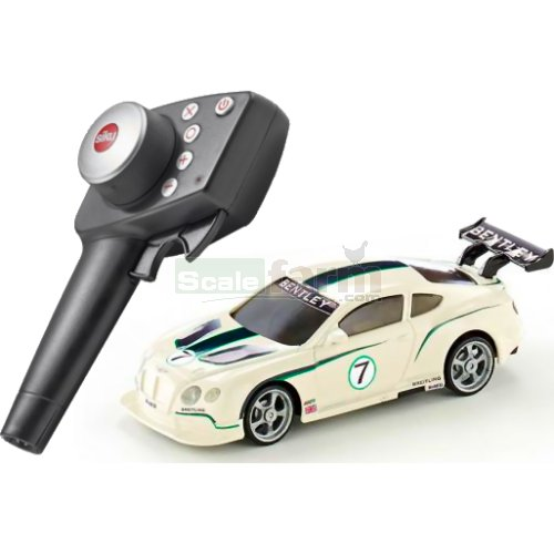 Bentley Continental GT3 Radio Controlled Car Set (2.4 GHz with Remote Control Handset) (SIKU 6827)