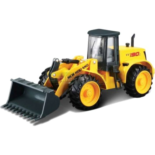 New Holland W190C Wheel Loader (Bburago 32081)