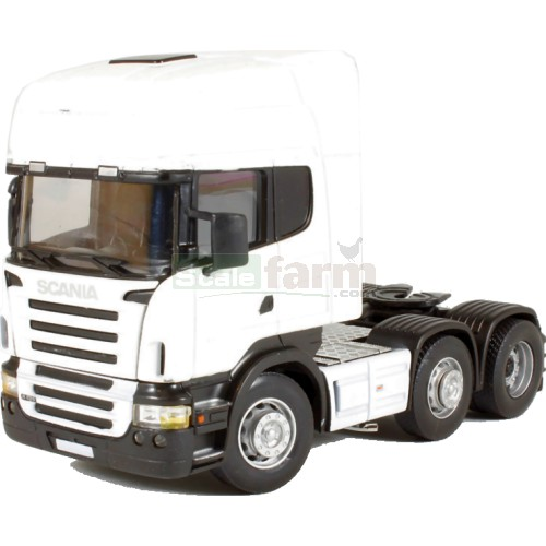 Scania R620 Cab - White (Cararama CR026)