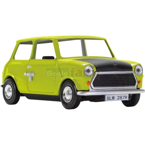Mr Bean's Mini - British Leyland Classic Mini 1000 (1976) (Corgi CC82110)