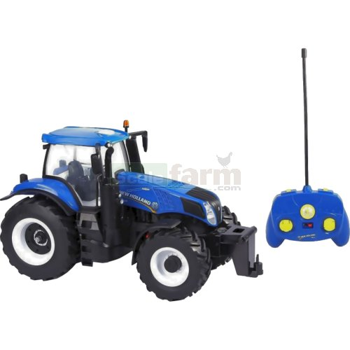 New Holland T8.320 Remote Control Tractor with Handset (Maisto 82026)