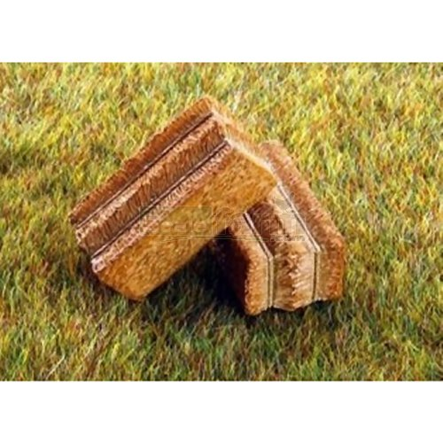 Haybales - Rectangular (Pack of 2) (AT Collections 32502)