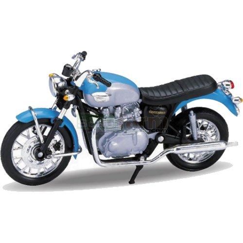 Triumph Bonneville '02 (Welly 12171)