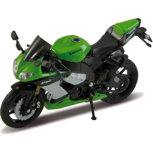 Kawasaki Ninja ZX-10R - 2009 (Welly 12809)