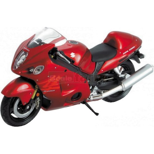 Suzuki Hayabusa (Welly 12828)