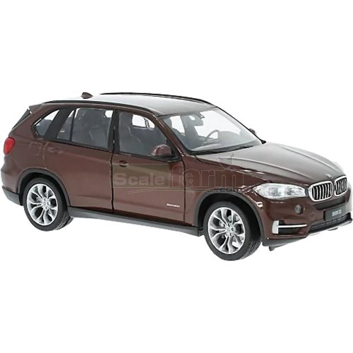 BMW X5 - Pyrite Brown (Welly 24052)