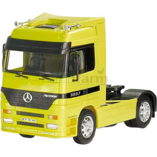 Mercedes Benz Actros Cab - Yellow (Welly 32280)