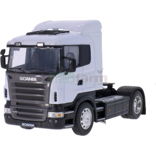 Scania R470 Cab - White (Welly 32625)