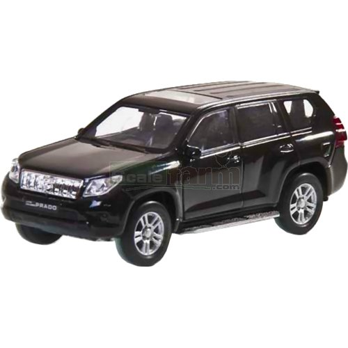 Toyota Landcruiser Prado - Black (Welly 43630)