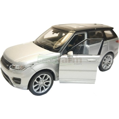 Range Rover Sport - Silver (Welly 43698)