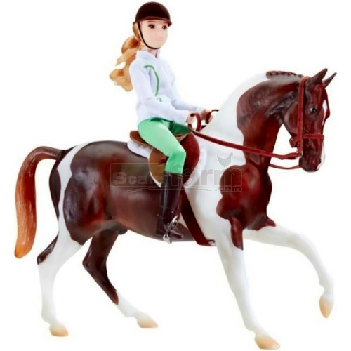 Let's Go Riding - English (Breyer 1787)