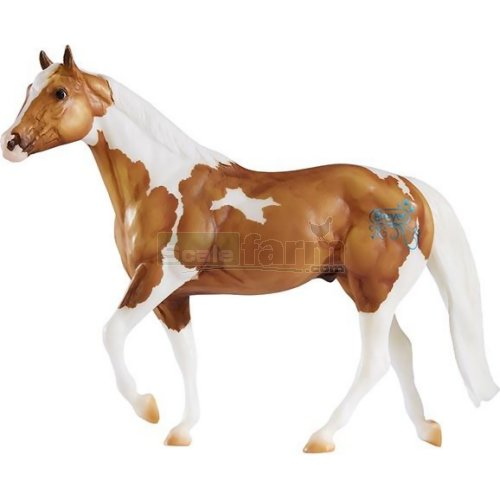 King - Trixie Chicks Trick Riders Horse (Breyer 1803)