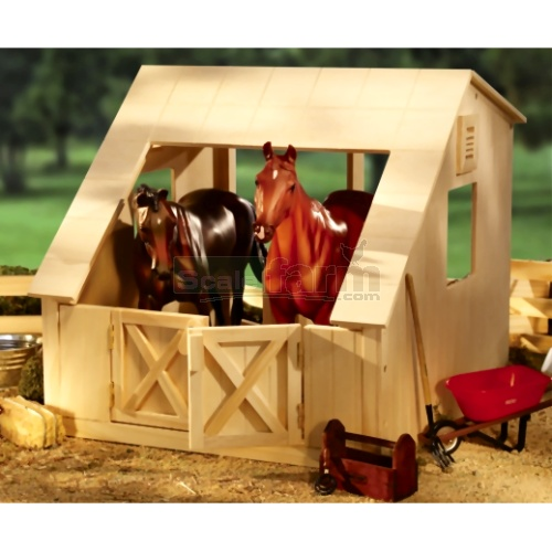 Breyer Wood Stable - Traditional and Classic (Breyer 306)
