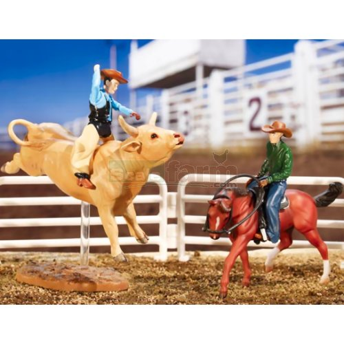 Collectibulls Rodeo Set (Breyer 5359)