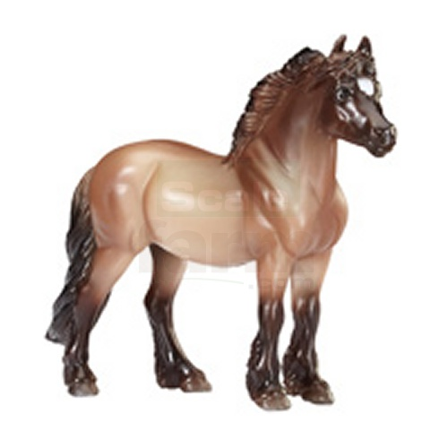 Stablemates Highland Pony (Breyer 5900)