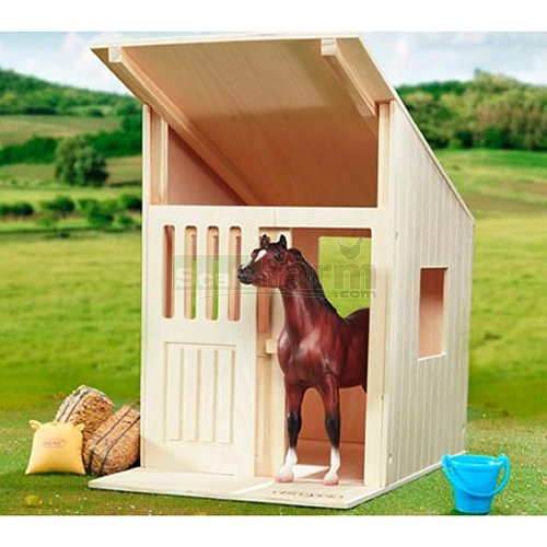 Hilltop Stable Building (Breyer 596)