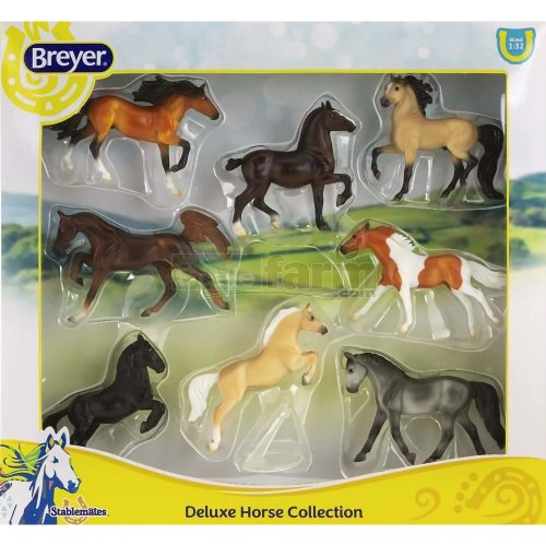Stablemates Deluxe Horse Collection (Breyer 6058)