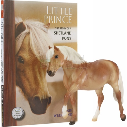 Little Prince Book and Horse Set (Breyer 6137)