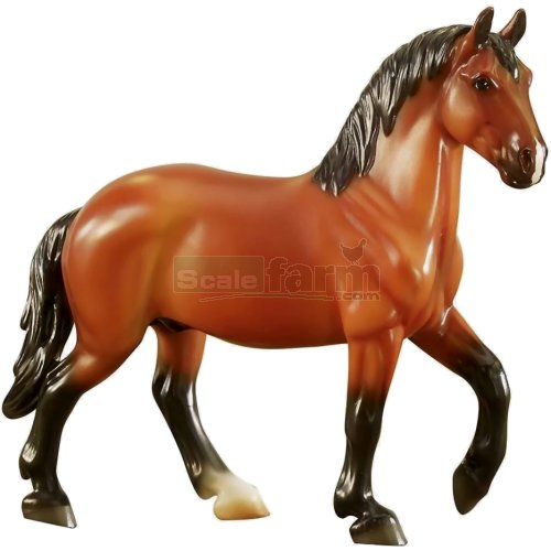 Mighty Muscle - Brabant Draft Horse (Breyer 62205)