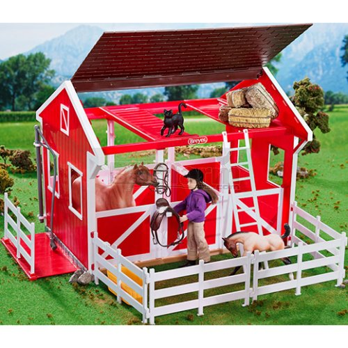 Spring Creek Stable (Breyer 698)