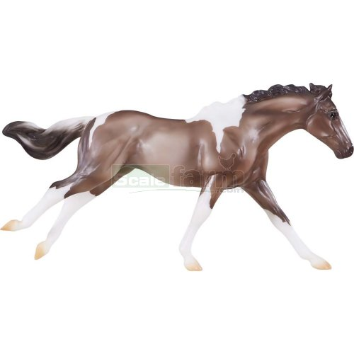 Grulla Paint Horse - Freedom Series (Breyer 946)