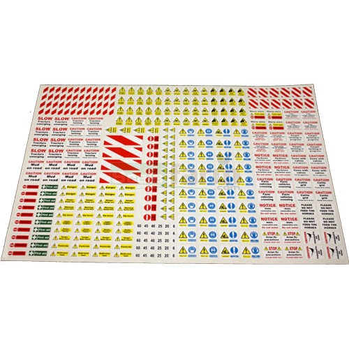 Farm Sticker Set (Brushwood BT2075)