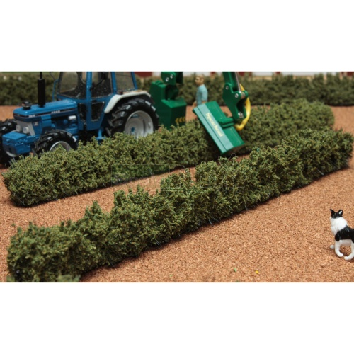 Hedges - Rough (Pack of 2) (Brushwood BT2090)