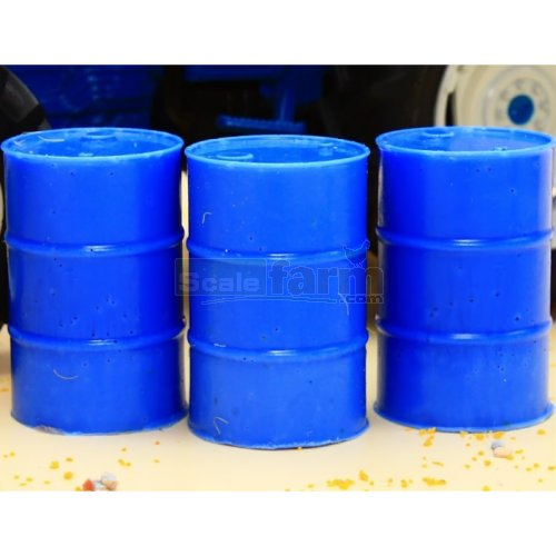 Barrels - Blue (3 Pieces) (Brushwood 3052)